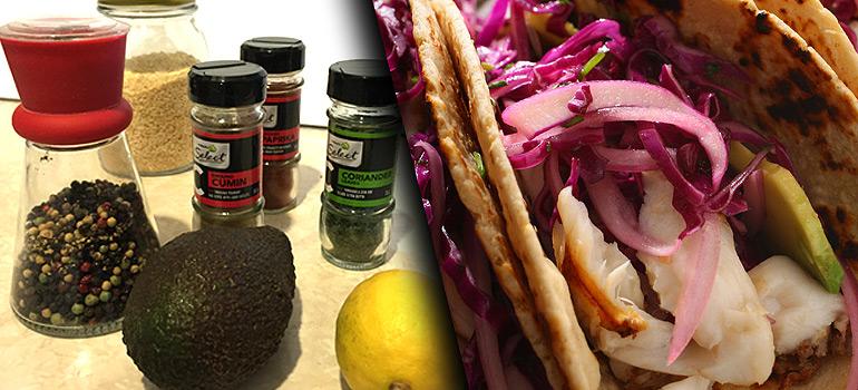 A Simple, Healthy & Tasty Fish Taco Recipe