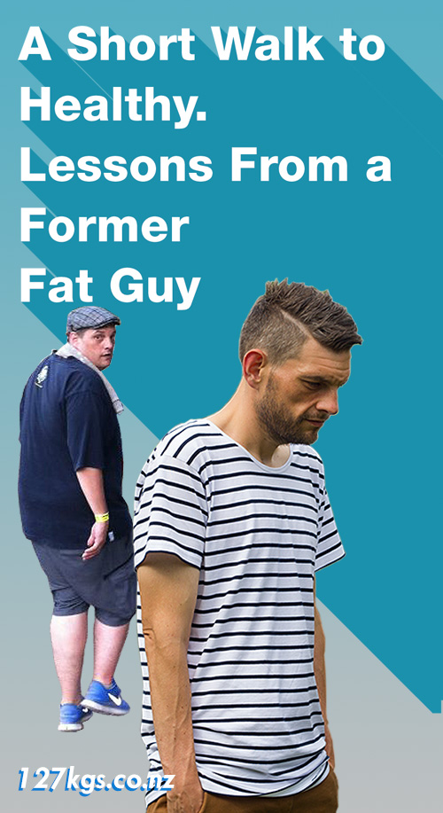 Dating a former fat guy
