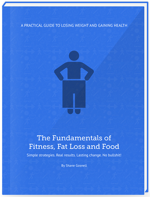 eBook: Fundamentals of Fitness Fat Loss and Food
